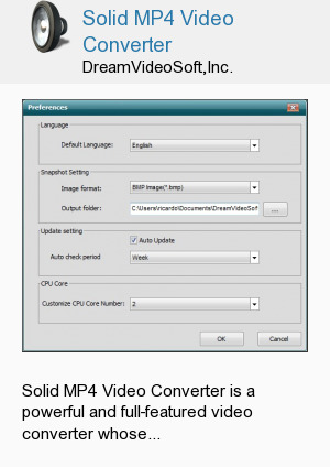 Solid MP4 Video Converter