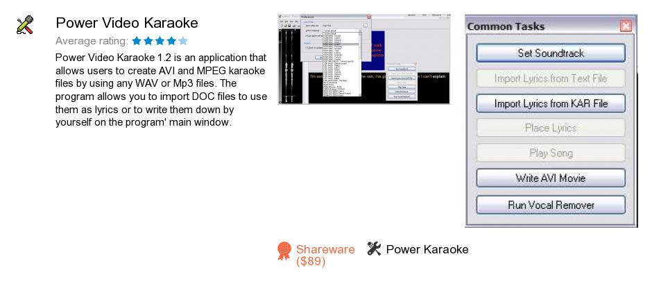 Power Video Karaoke