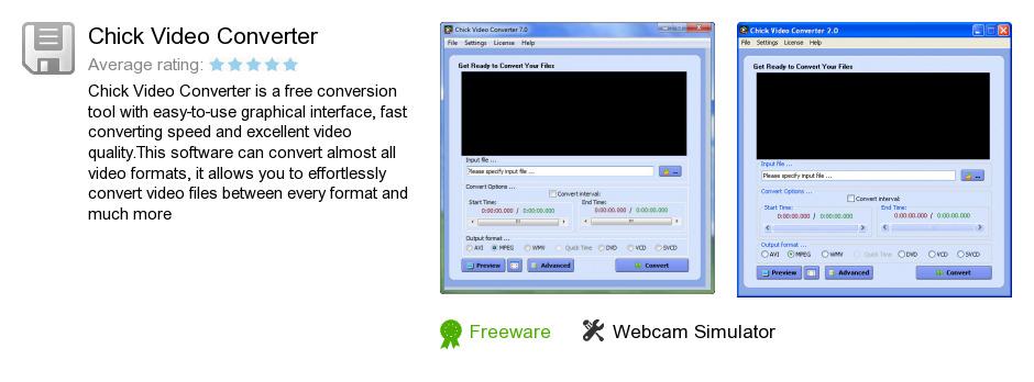 Chick Video Converter