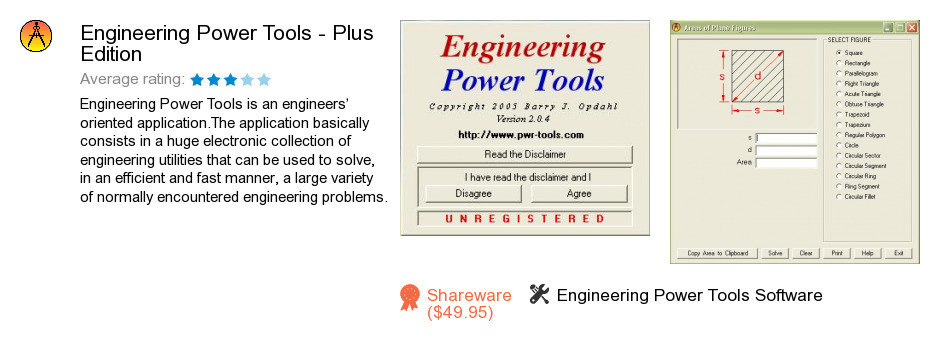 Engineering Power Tools - Plus Edition