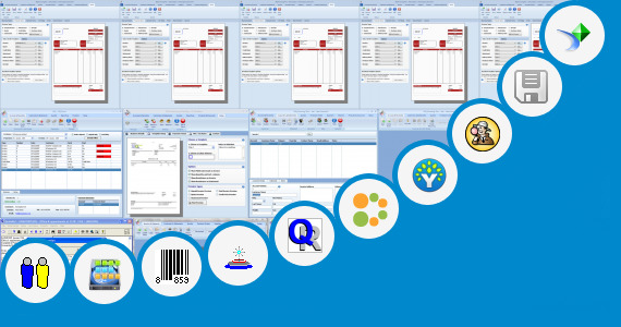 Software collection for Purchasing Monthly Report Sample