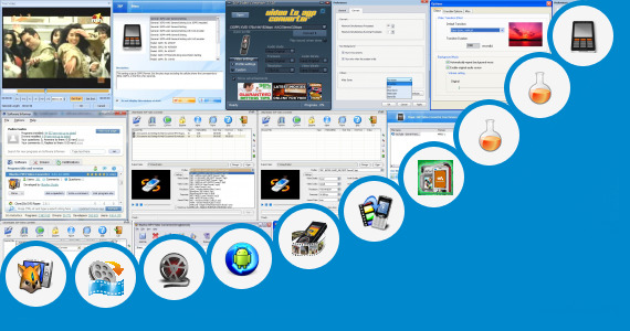 Software collection for Sany Lion Bf Mp4 Mobil Videos