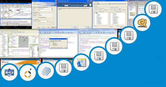 Software collection for Java Based Sql Formatter