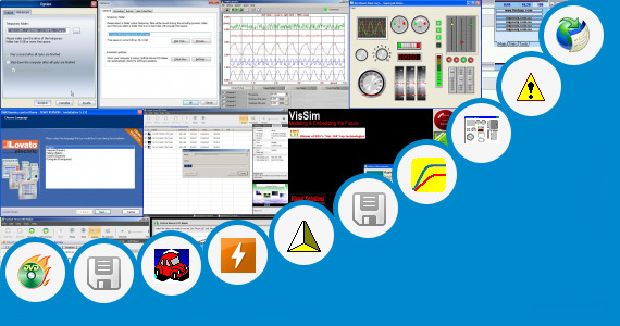 Software collection for Gauges And Meters Swf