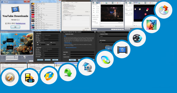 Software collection for Online Video Converter No Limit Size