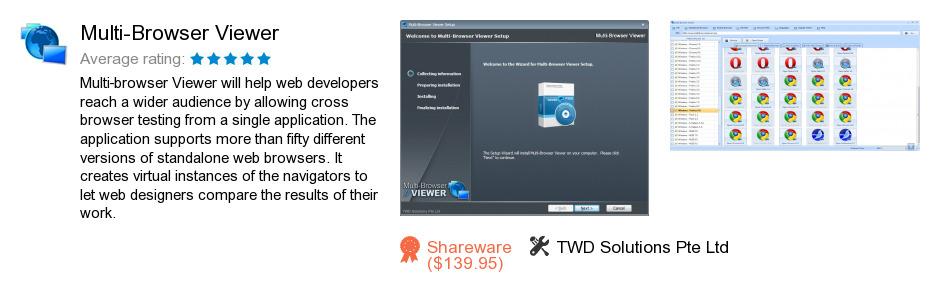 Multi-Browser Viewer