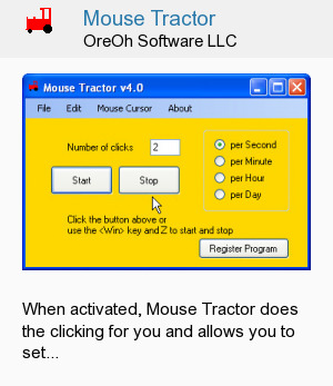 Mouse Tractor