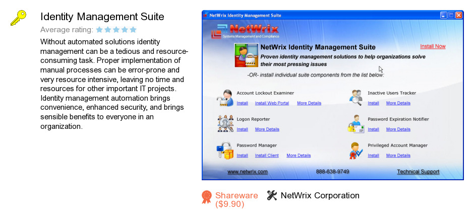 Identity Management Suite