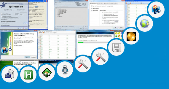 Software collection for One Click Find Pass Exe