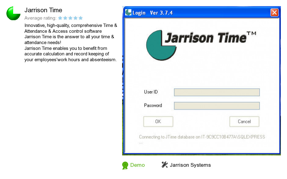 Jarrison Time