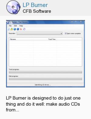 LP Burner