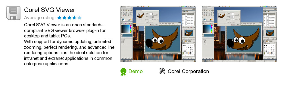Corel SVG Viewer