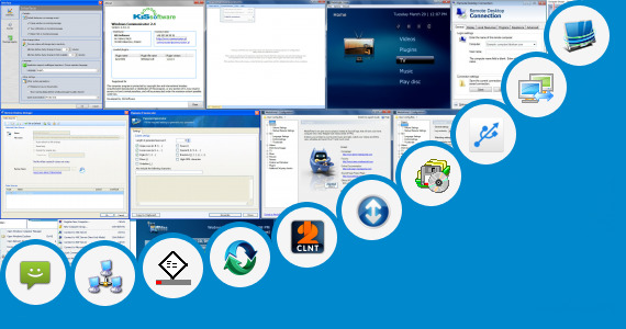 Software collection for Mhs Remote Access Citrix Plugin