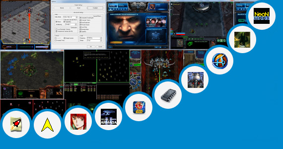 Software collection for Game Zuma Star Wars Free