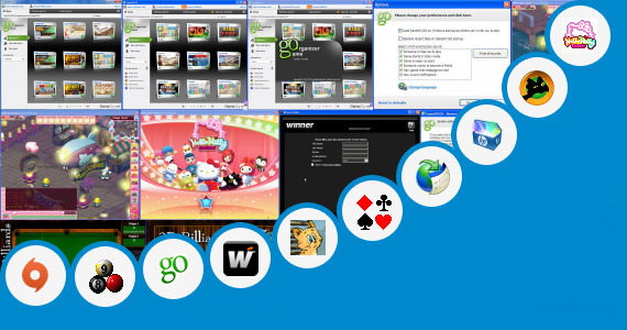 Software collection for Game Hello Kitty Offline
