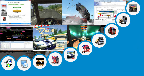 Software collection for 4x4 Off Road Simulator