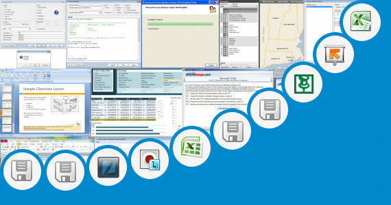 Software collection for Microsoft Access 2010 Exam Answers