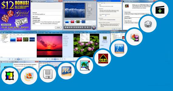 Software collection for Sensational Video Com Fotos