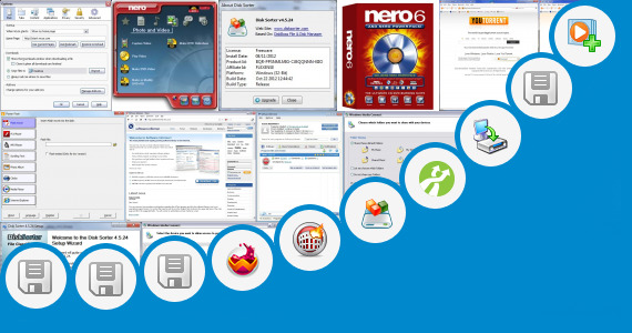 Software collection for Rights Network Media Plug In