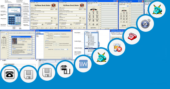 Software collection for Mega Dialer 10 Pc To Phone Software