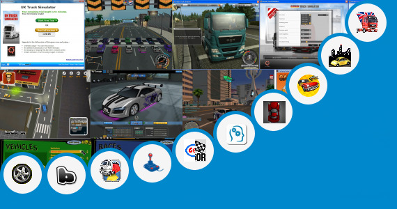 Software collection for City Car Driving Setup Exe