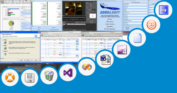 Software collection for From The Desk Of Template Microsoft