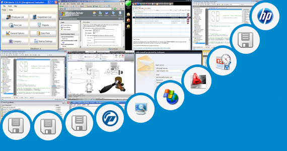 Software collection for Cm 2008 Update 2012