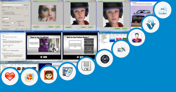 Fast Easy Portrait Editing Software