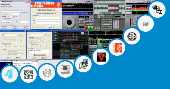 Mic mixer software