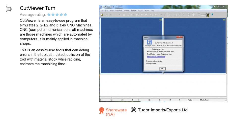CutViewer Turn