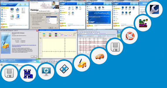 Software collection for Car Maintenance Excel File