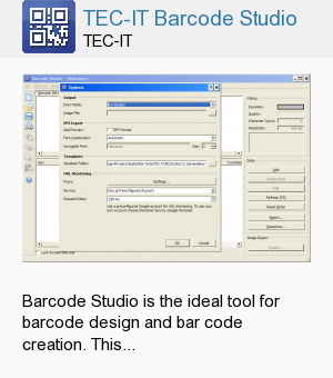 TEC-IT Barcode Studio