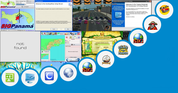 Software collection for City Island Para Pc