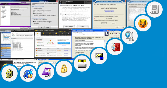 Software collection for Co To Jest Browser Protector