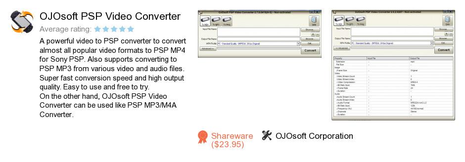 OJOsoft PSP Video Converter