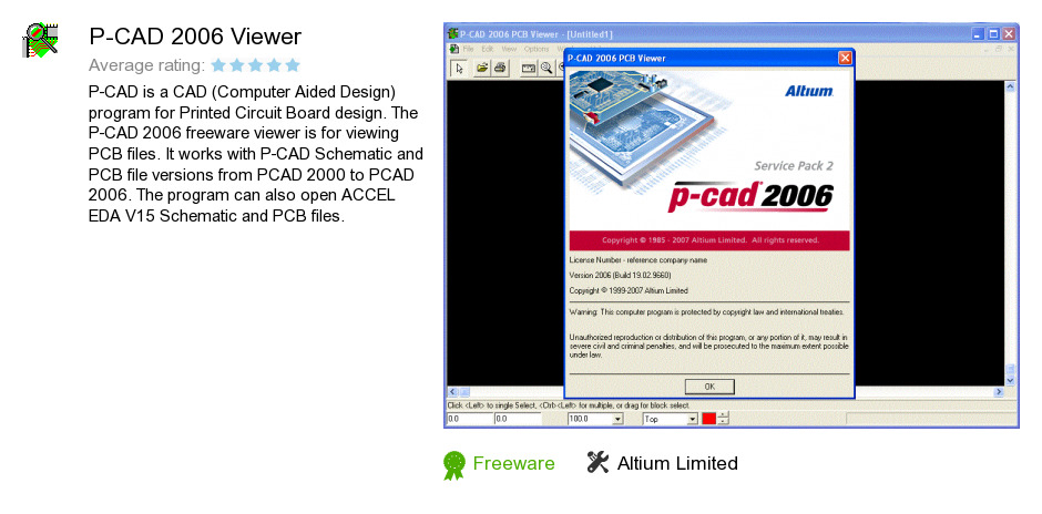 P-CAD 2006 Viewer