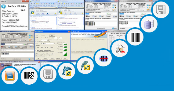 Software collection for Convert Number To Barcode Sql