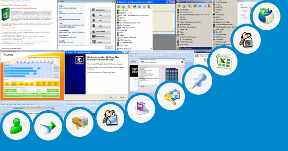 Software collection for Microsoft Office 360 Portal Login