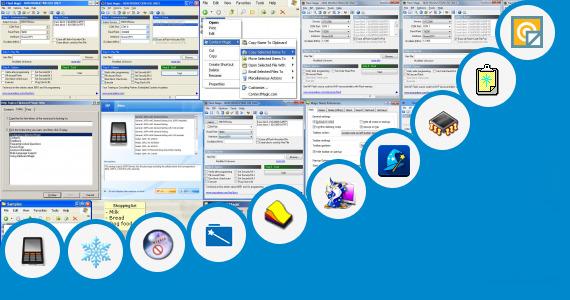 Magic Desktop 8 For Serial - Clipboard Magic and 76 more.