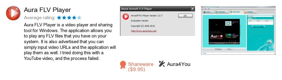 Aura FLV Player