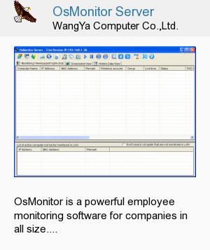 OsMonitor Server