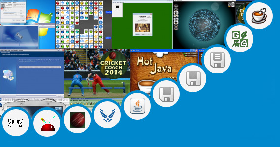 Software collection for Game Pes 2015 Java Games
