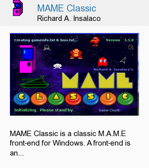 MAME Classic