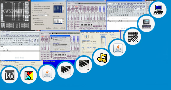Software collection for Style Keyboard Yamaha Psr 2100