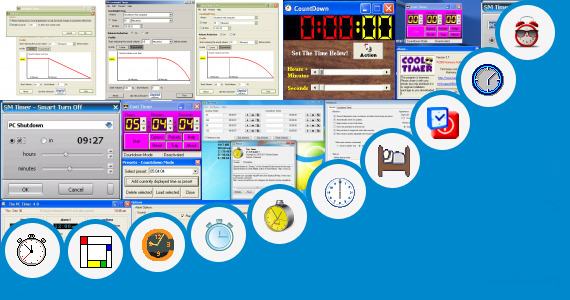 Software collection for Countdown Timer Bomb