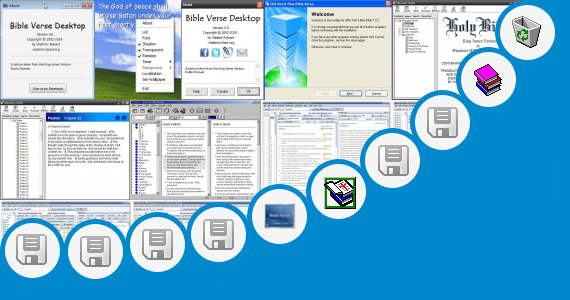 Software collection for Poc Bible English Version