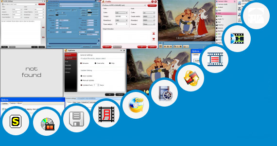 Software collection for Srt To Ssa V4 Program