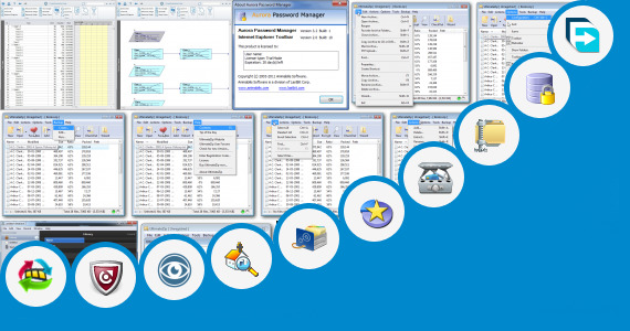 Software collection for Etap 6 License Manager 64 Bit
