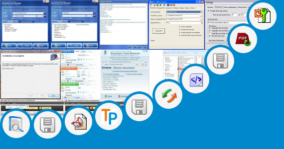 Software collection for Microsoft Powerpoint Parts