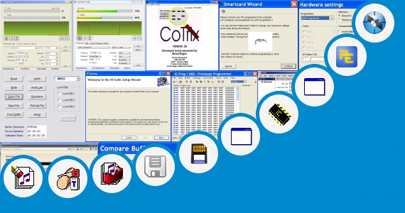 Software collection for Ic Prog Windows 7 64